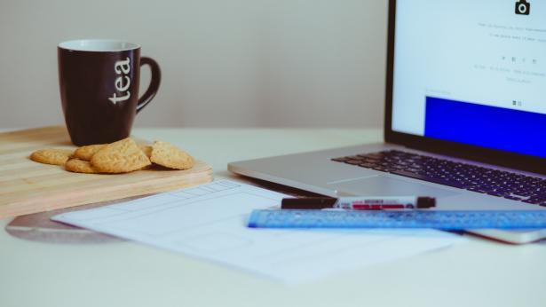 Snack salutari per l'ufficio