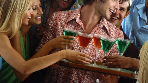 Alcol: cos'è una quantità moderata