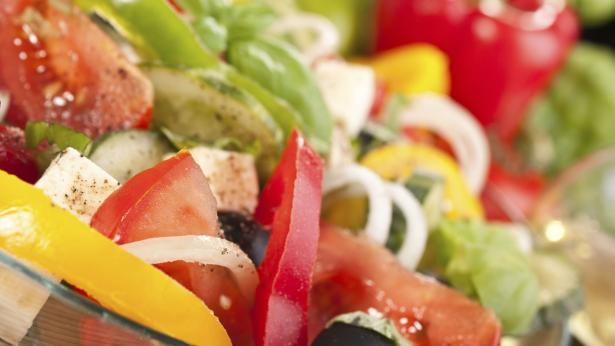 Dieta mediterranea, il menu per un'alimentazione equilibrata