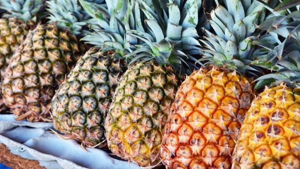 Ananas, proprietà terapeutiche e benefici per la salute