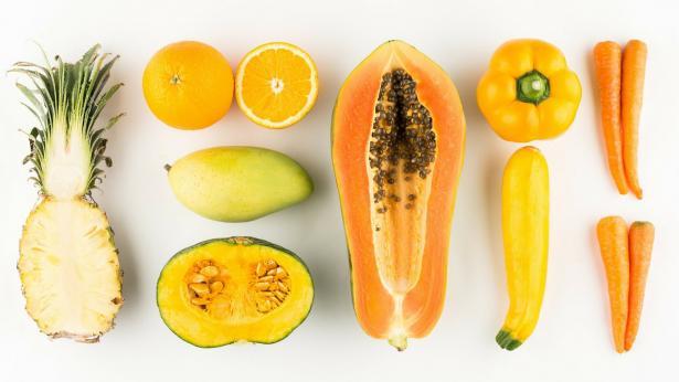 Cibi arancioni per dare un calcio al cancro al seno