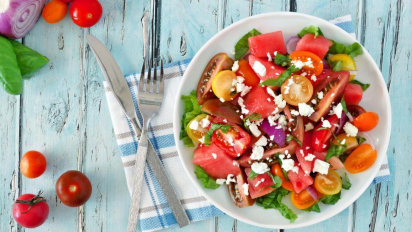 verdure per dieta astringente