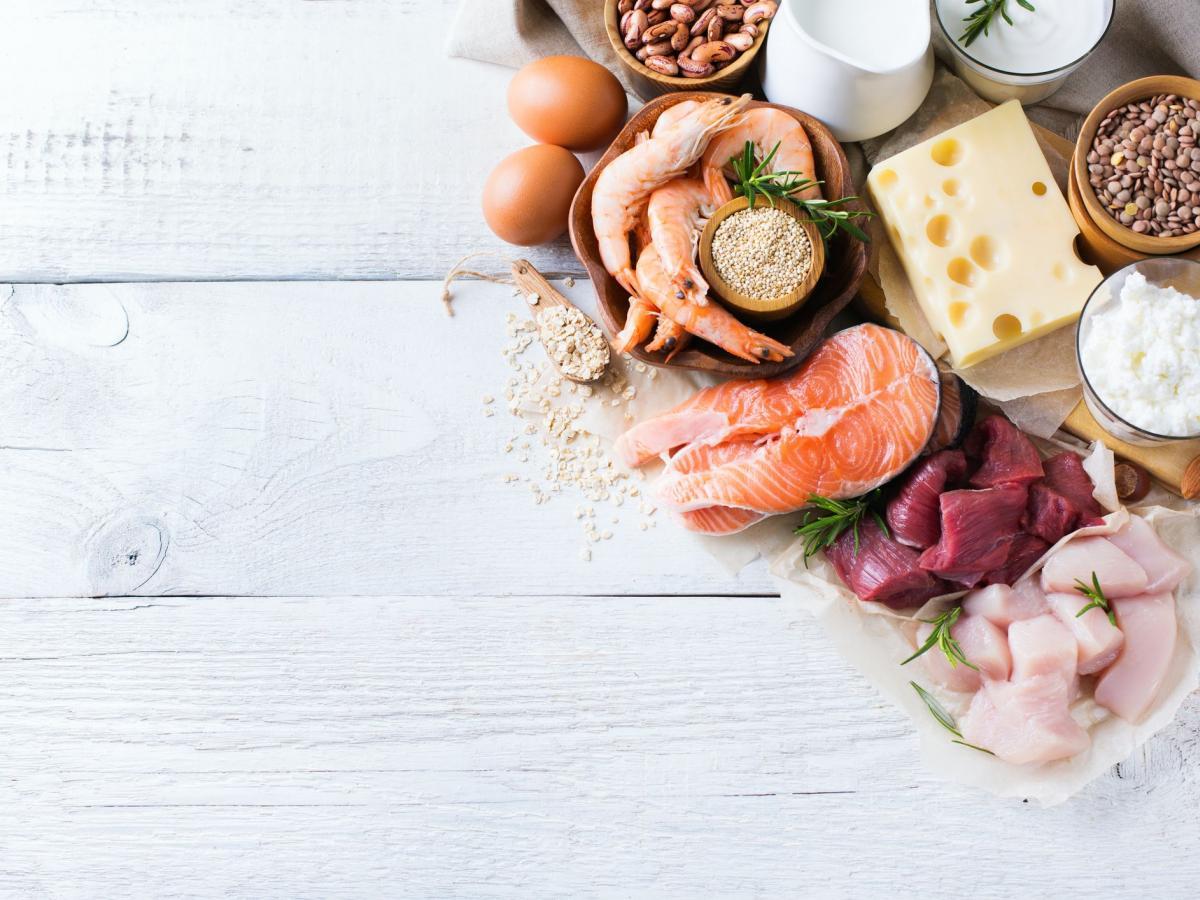dieta proteica senza carne e pesce