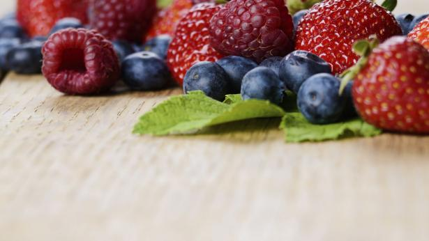 Frutti di bosco: proprietà e benefici