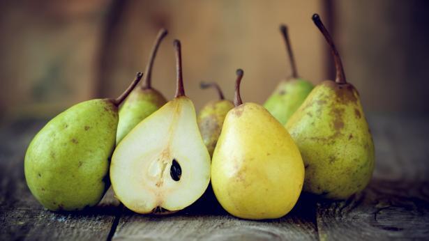 Pere, la frutta ideale dallo svezzamento alla maturità