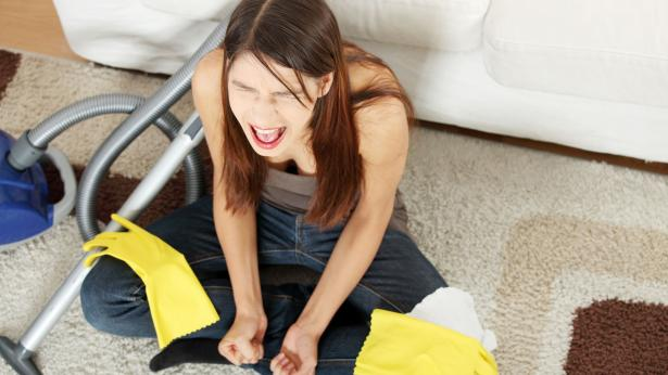 Casalinghe disperate? Colpa delle articolazioni