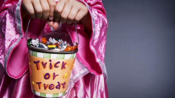 Halloween, i consigli per gli allergici