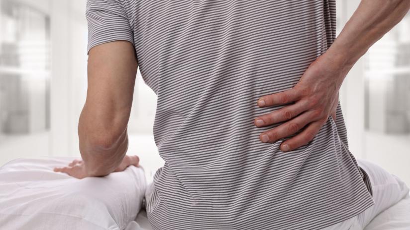 il dolore allinguine può venire dalla schiena