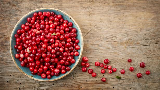 Mirtillo rosso: i benefici per la vista