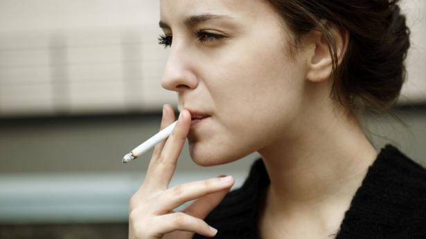 Gli effetti del fumo sulla pelle