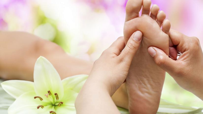 Il Relax Del Massaggio Riflessologico Paginemediche