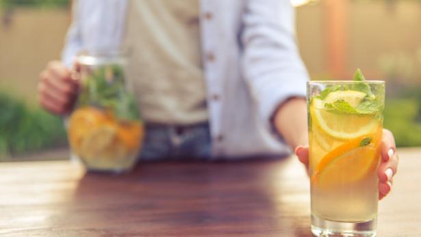 Bevande rinfrescanti da fare in casa