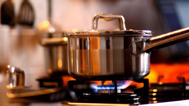 Gas: sicurezza in cucina