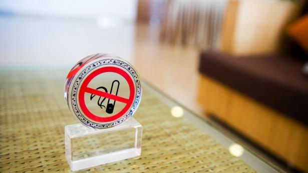 Smettere di fumare per respirare meglio