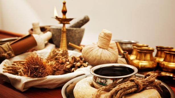 Ayurveda, la medicina tradizionale dell'India
