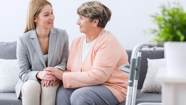Come convivere con un malato di Alzheimer