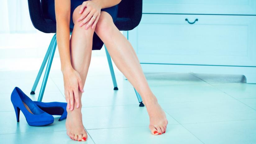 Gambe gonfie e pesanti: cause e rimedi Paginemediche