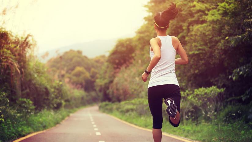 correre 30 minuti al giorno