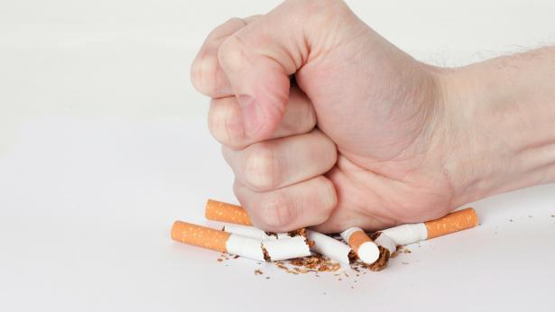 Smettere all'improvviso di fumare: i vantaggi