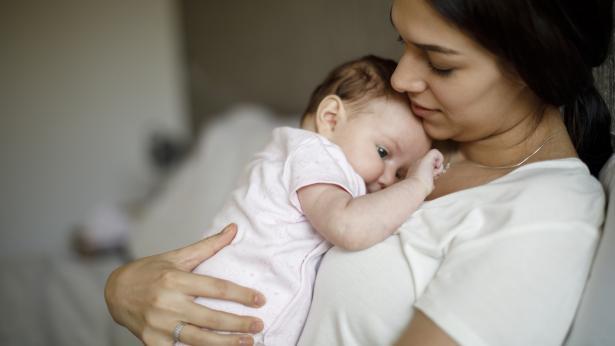 Come calmare le coliche nei neonati