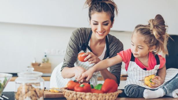 Corretta alimentazione dei bambini: i cibi da scegliere