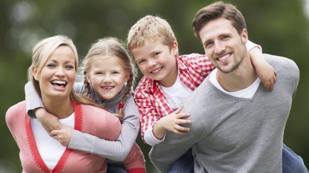 Essere genitori fa bene alla salute