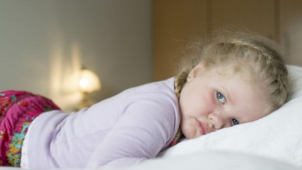 I bambini italiani hanno problemi di sonno