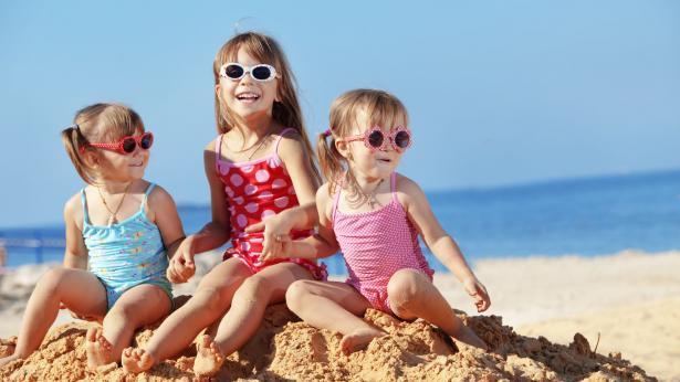 In vacanza con i bambini