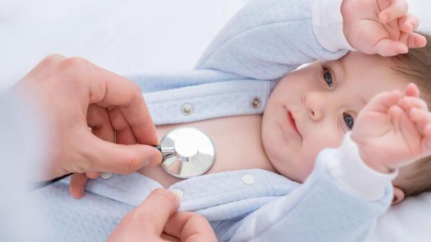 La bronchiolite nei bambini: sintomi, cura e prevenzione