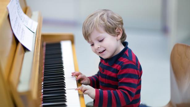 La musica per i bambini