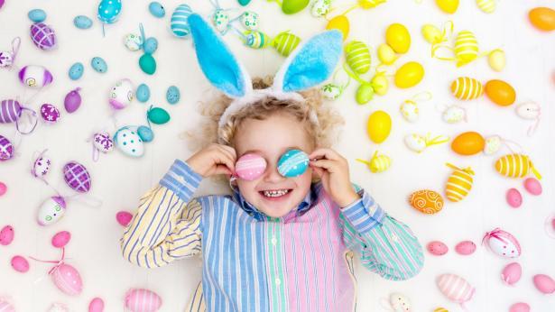 Pasqua e alimentazione, le regole per i più piccoli
