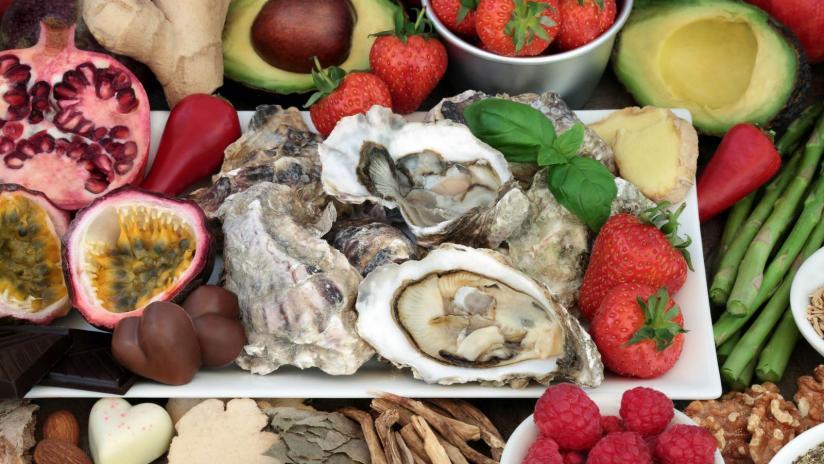 erezione e alimenti afrodisiaci - paginemediche