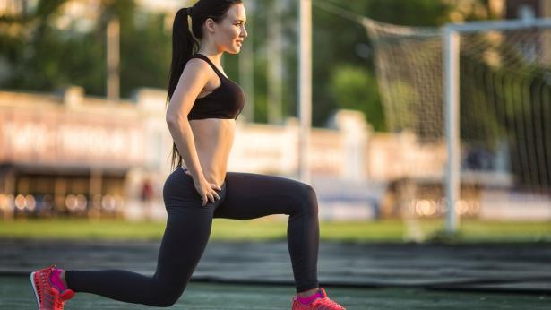 5 esercizi per rassodare le gambe