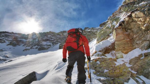 Alpinismo in sicurezza