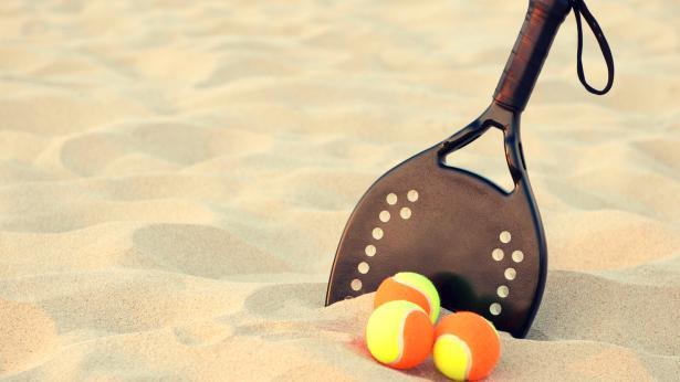 Beach tennis: i benefici per corpo e mente