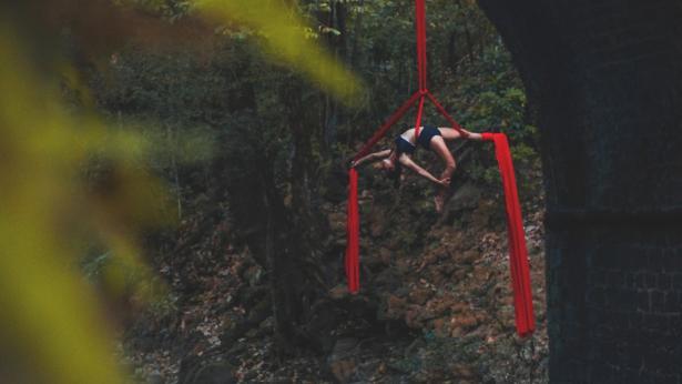 Body Flying, l'allenamento in sospensione contro l'invecchiamento