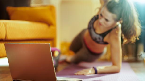 Come allenarsi a casa