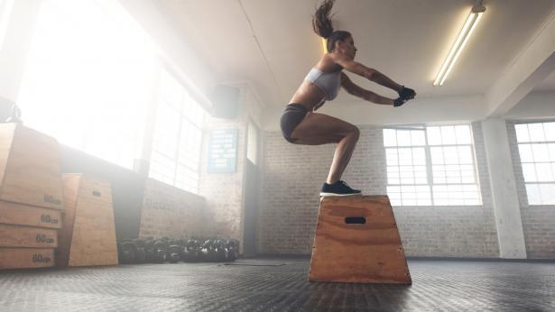 CrossFit: i benefici dell'allenamento ad alta intensità