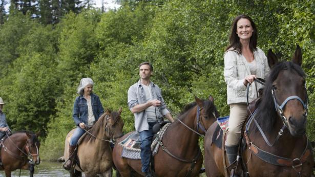 Equitazione e ippoterapia