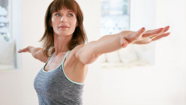 Esercizi per correggere le spalle curve
