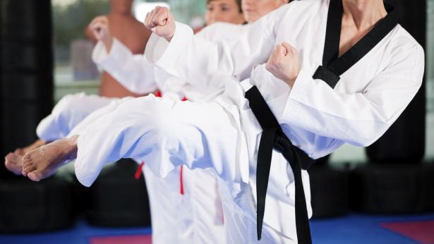 Karate, combattimento a mani nude