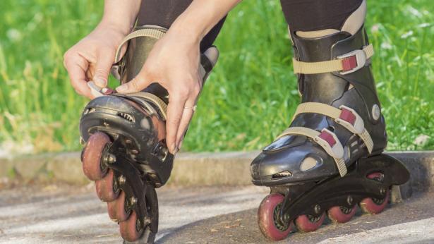 Pattini: con i rollerblade per tenersi in forma