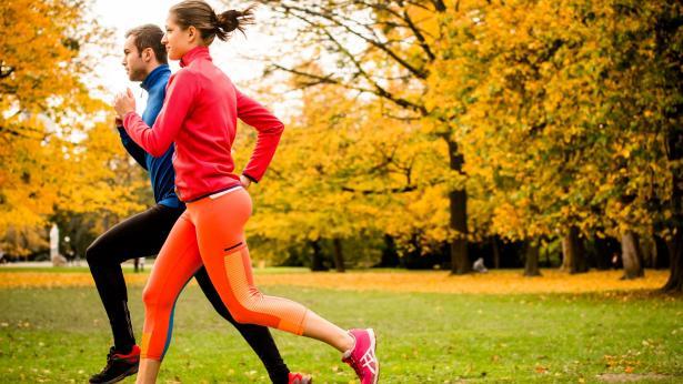 Attività fisica per mantenersi in forma