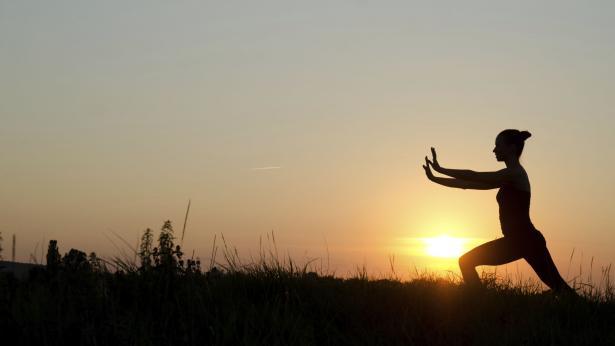 Tai Chi: un'arte marziale per tenersi in forma