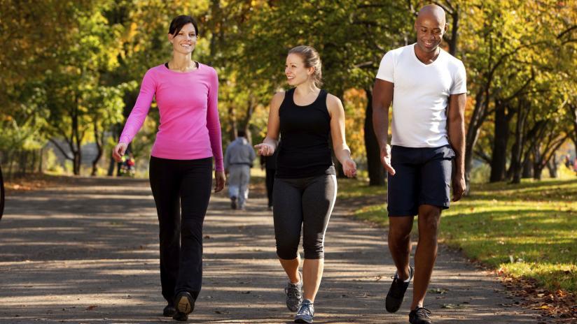 è camminare può aiutarti a perdere peso