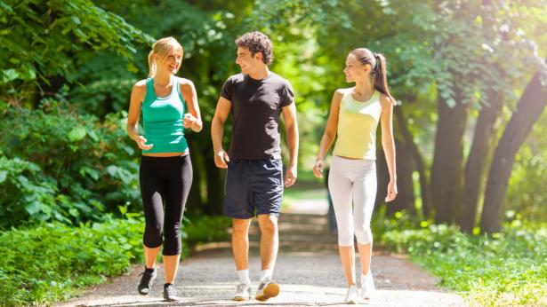 Walking: muoversi bene e perdere peso
