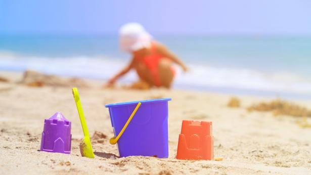 Giochi e sport da fare con i bambini in spiaggia o al parco