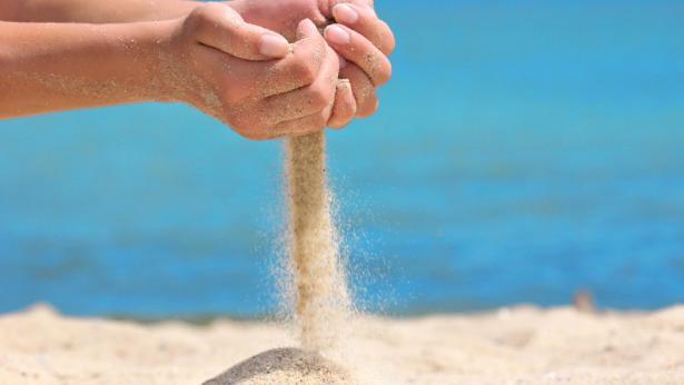 Sabbia e sabbiature: tutti i benefici