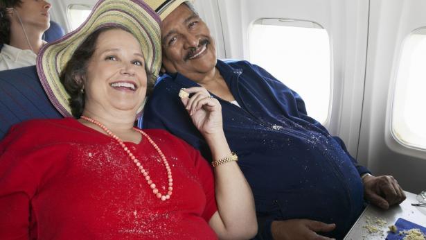 Viaggi aerei di lunga durata