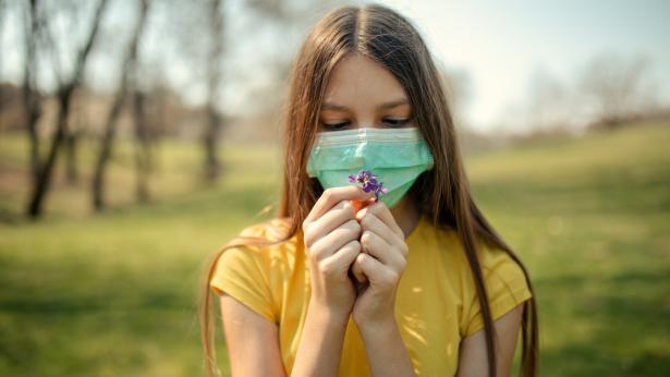 Come distinguere i sintomi delle allergie da quelli del coronavirus